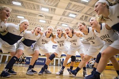 Bethel Women's Basketball