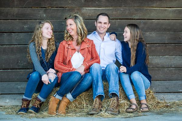 Wallace Family: Fall 2016