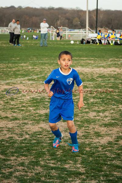 Lightning Soccer