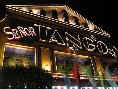 Señor Tango - Buenos Aires julio 2006