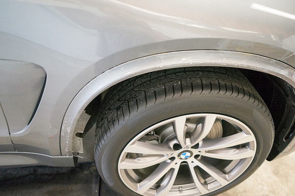 2014 Silver BMW X5