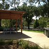 bbq and picnic shelter