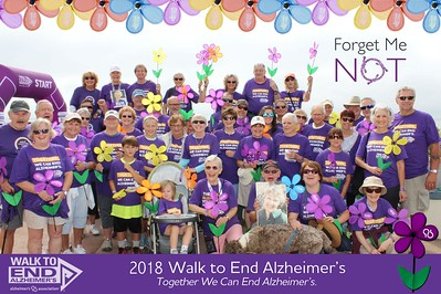 2018 New London Walk to End Alzheimer's