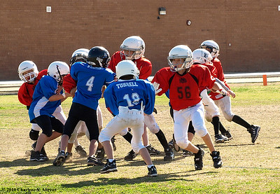 NYS Football Blue Thunder VS Cardinals 02-06