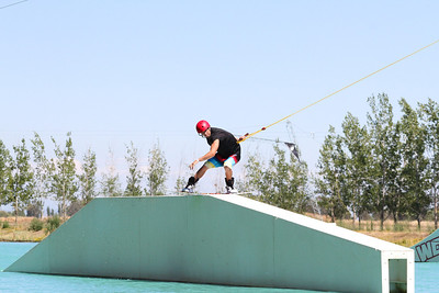 Joel Deroche at Wake Island