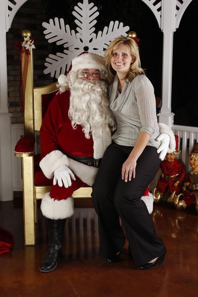 Santa Photos 12-19-2009