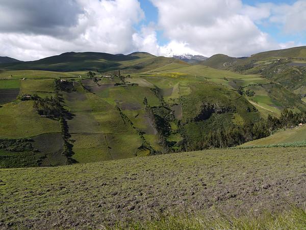 Ecuador -- Volcan Cayambe