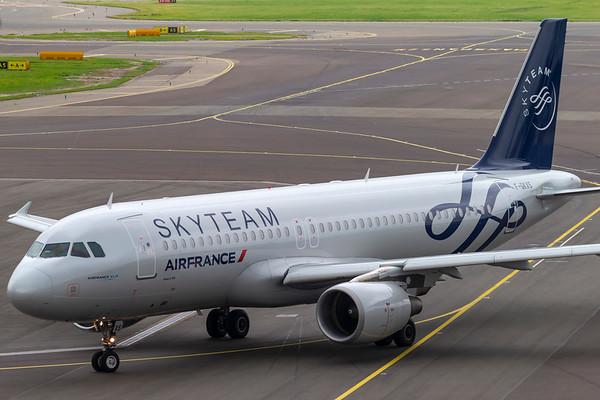 F-GKXS - Airbus A320-214