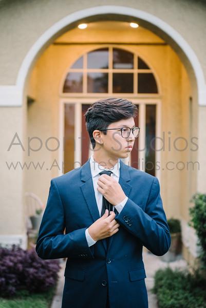 Ben senior photos