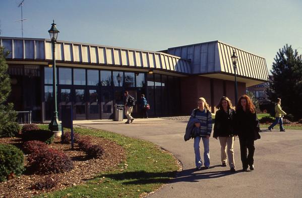 College Buildings, Locations & Geneseo Landmarks