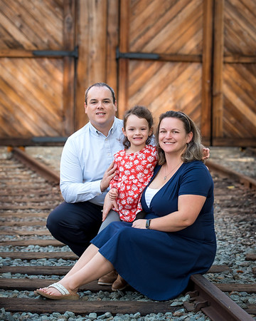 The Osgood Family 2020