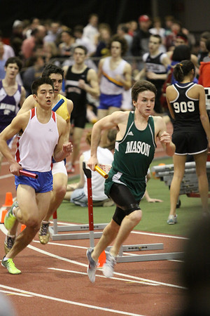 2010 Centerville HS Indoor Track and Field