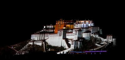 Potala Palace, Lhasa, Tibet, China 2011