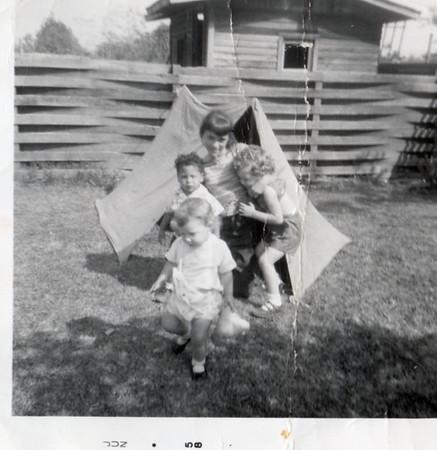 1958 Through 1962 The Teenage Years