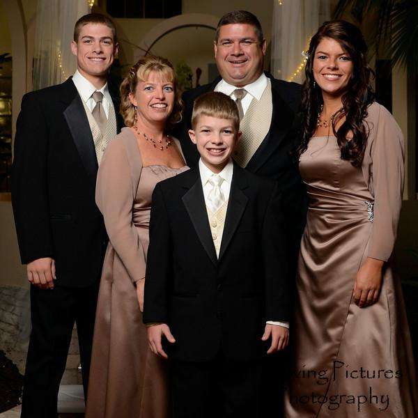 Lynn, Rick and family