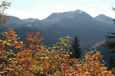 Granite Peak - Late Fall