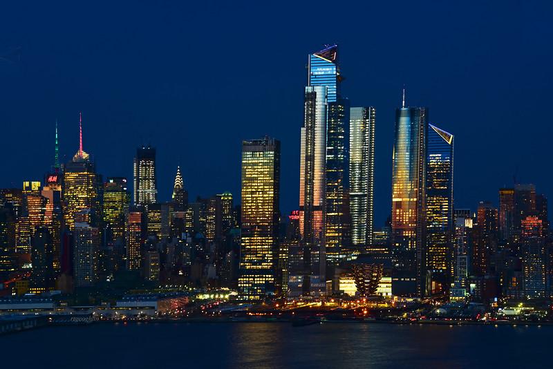 New York City at Twilight