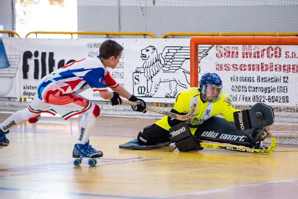 Correggio Hockey vs HC Castiglione