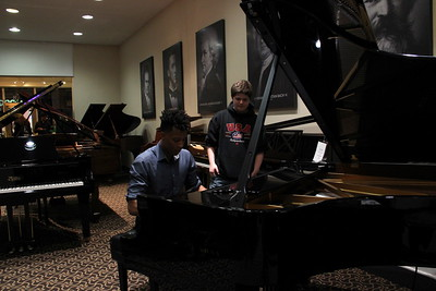 Donor Event and Jacobs Music