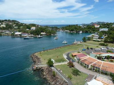 Caribbean Cruise: Castries, St. Lucia (2011)