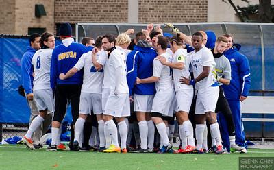 Delaware vs Hofstra 11/03/2013