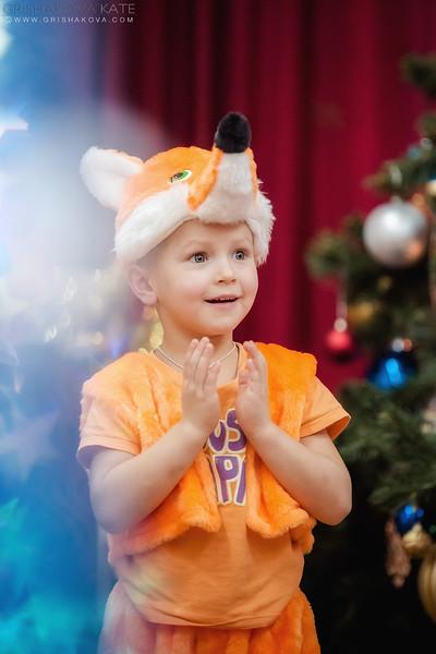 Новый Год 2015 в Детском саду №2504