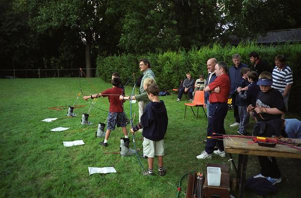 Beaver Archery Day 2001