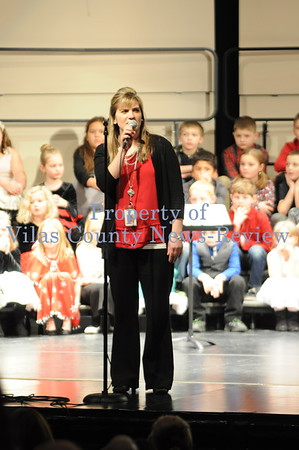 Northland Pines Elementary and Middle Schools Christmas Program
