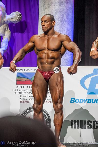 Men's Masters Bodybuilding