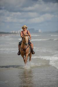Julie's Beach Ride Photos