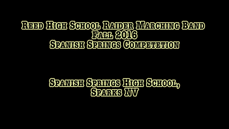 2016ReedHighSchoolSpanishSpringsCompetetion.mp4