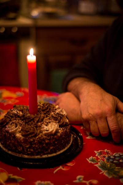 Papa's Birthday 2012
