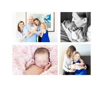 Newborn Photography Point Loma San Diego - Waverley March 2019