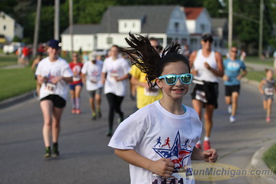 Featured Landscape  - 2019 Boyne City Independence Day Run