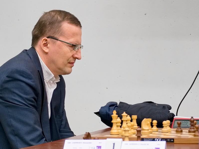 Alexander Cherniaev, Masters joint winner