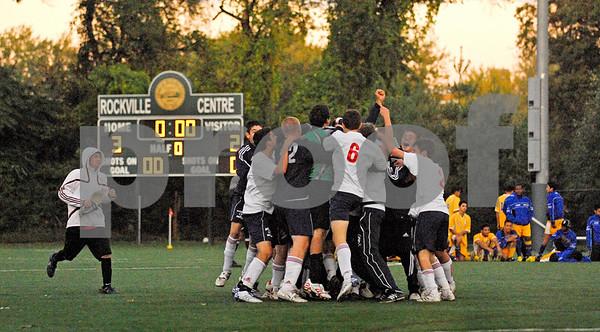 2007-10-28 Southside HS vs Roosevelt B Soccer, 3-2, Class AA Playoffs