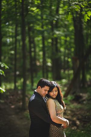 Varun + Jaspreet - Engagement Session