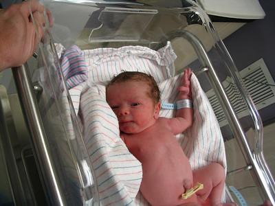 Quinn is born