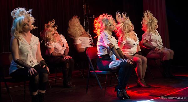Atomic Blondes