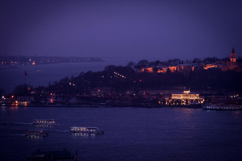 Istanbul Waterfront - Topkapi Palace