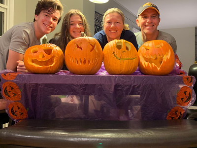 Oct. 27: Hailey Indoor Lacrosse/Pumpkin Carving