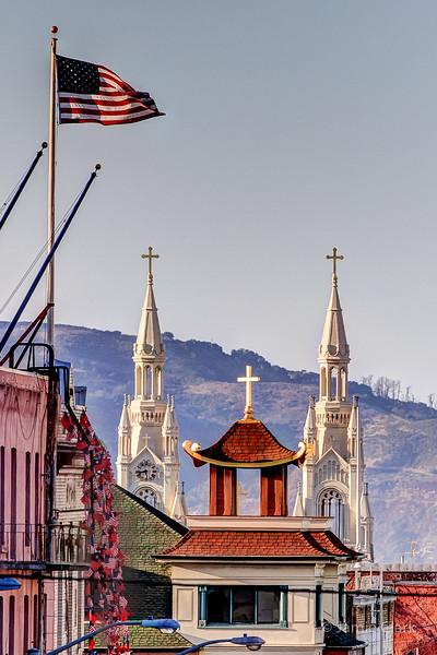 View From China Towards Italy