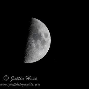 Moon and Jupiter 06-30-2017