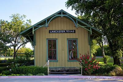 Lancaster TX Depot 09-01-08
