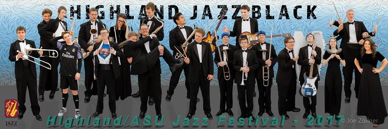 2017 Highland/ASU Jazz Festival