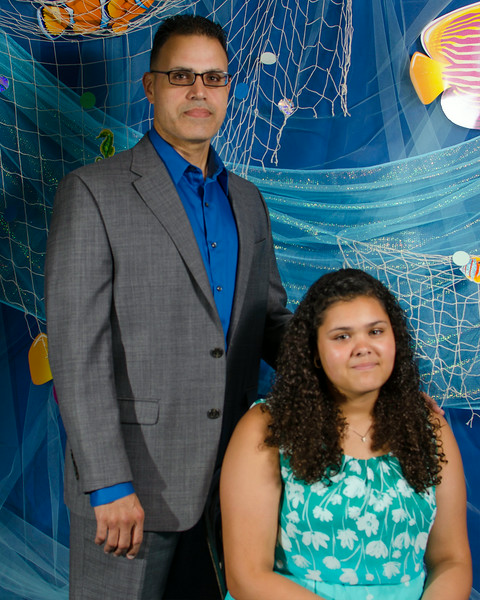 2014 Father Daughter Dance Portraits
