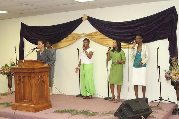 Faith is the Victory Church Palm Sunday 2012