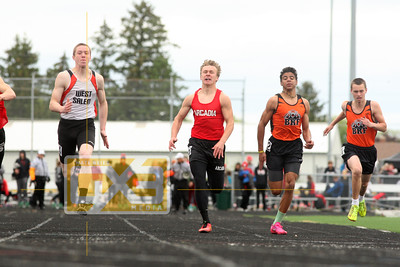 Coulee Conference track and field TF16