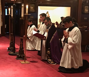 2019.03.31 Stations of the Cross led by Youth