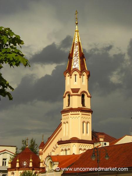St. Paraskeva Church - Vilnius, Lithuania